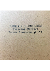 Poemas rebeldes