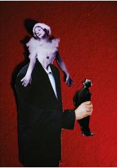 """collage """"Y toda esa mierda"""""""