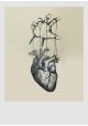 """collage """"Corazón de hojalata"""""""